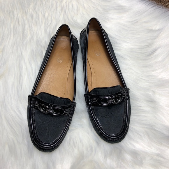 9cb32ce6278 Coach Shoes - Coach Fortunata driving shoes loafers flats